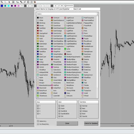 NinjaTrader 8 | High Tech Trading Analysis, LLC